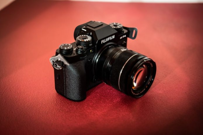 Hands on: FujiFilm X-T4 Review