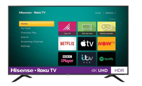 Hisense R50B7120UK Review