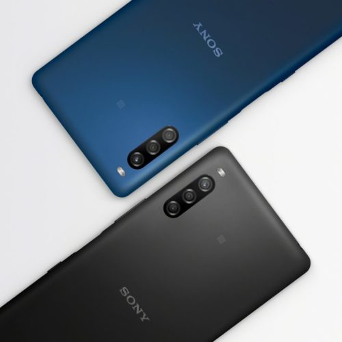 Sony's Xperia L4 phone has succumbed to the notch-selfie trend
