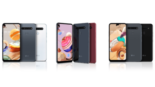 LG Released K41S, K51S, K61 Three New Smartphones: All Have Quad Rear Cameras 0