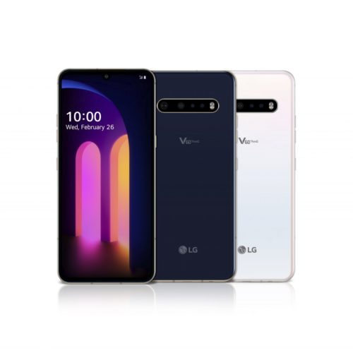 LG V60 ThinQ 5G revealed as an early Surface Duo rival