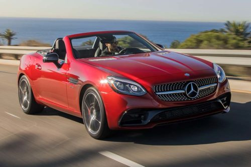 2020 Mercedes-Benz SLC-Class Review