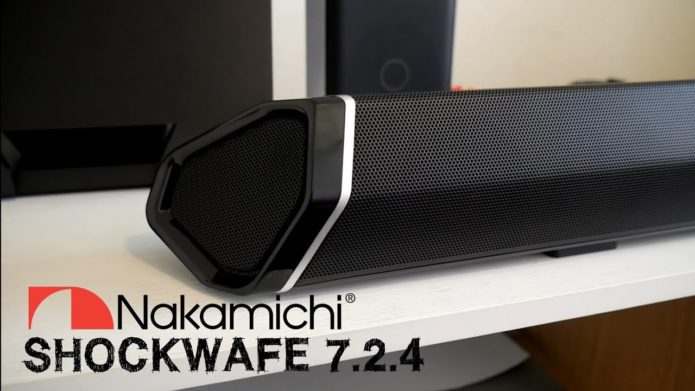 Nakamichi Shockwafe Elite 7.2.4