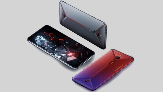 Nubia Red Magic 5G Spotted On Geekbench With 12GB of RAM