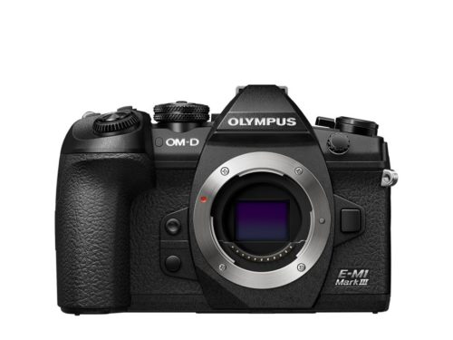 Olympus reveals its newest mirrorless camera: the OM-D E-M1 Mark III