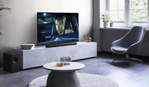Panasonic adds muscle to its home theatre soundbars in the HTB600 and HTB400