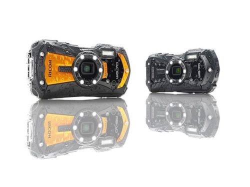 Ricoh WG-70 Waterproof Camera Announced With Improved Digital Microscope Mode