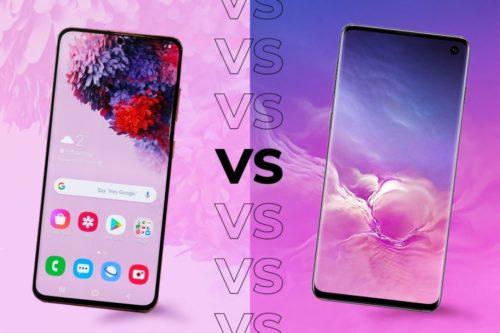 Samsung Galaxy S20 vs Galaxy S10: Should you upgrade?