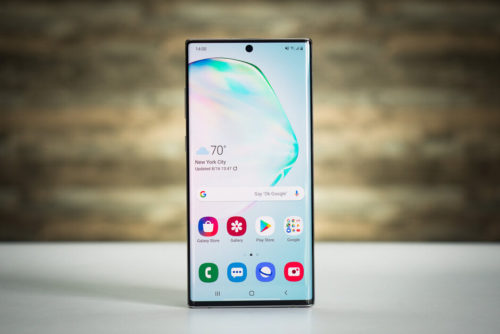 Samsung Galaxy Note10 Lite review