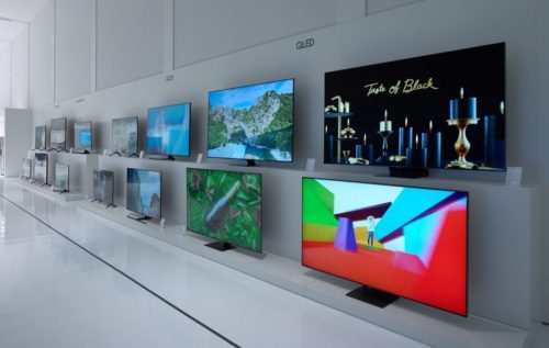 Samsung's 2020 4K QLED TV range aims to be its strongest line-up yet