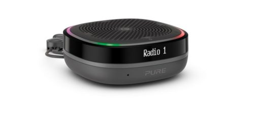 The Pure StreamR Splash is a smart radio that you can take anywhere