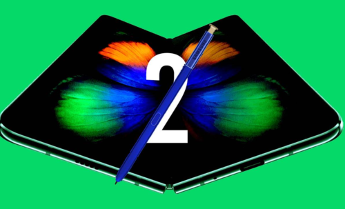 Samsung Galaxy Fold 2 won't actually have a stylus, according to this dubious leak
