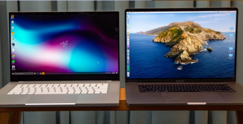 Razer Blade 15 Studio Edition vs. MacBook Pro: Which laptop wins?