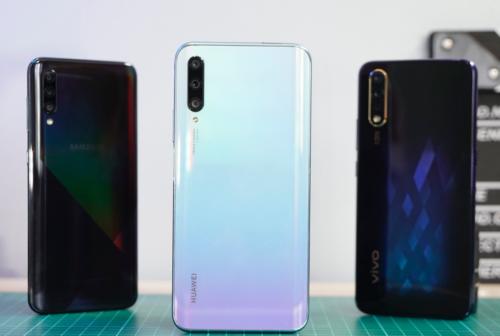 Mid-range shootout: Huawei Y9s VS Samsung A30s VS vivo S1