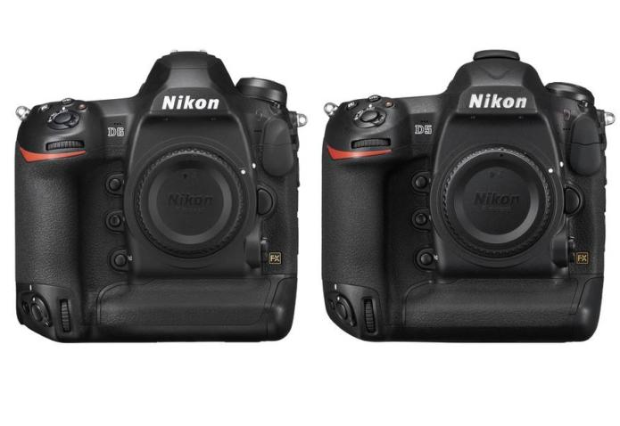 Nikon D6 vs Nikon D5 – Comparison