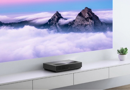 Fengmi 4K Cinema Laser Projector Review: Comes with 2500 ANSI Lumens 150 inch ALPD