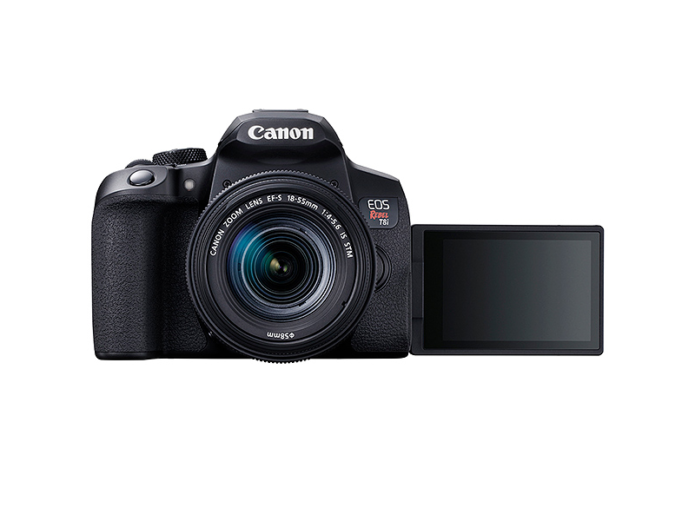 Canon announces Rebel T8i, RF 24-105mm f/4-7.1 IS lens, and new image.canon Cloud Platform