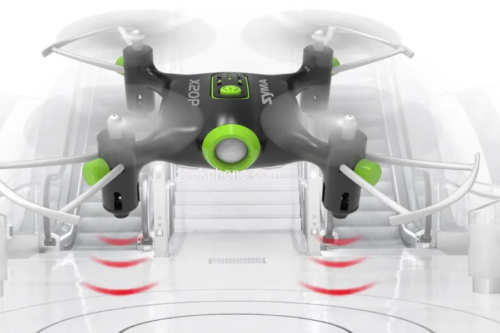 SYMA X20P Mini Drone Review: Comes with 360 Degrees and 3D fly Drone Quadcopter