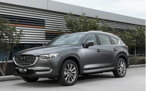 2020 Mazda CX-8 pricing and specs