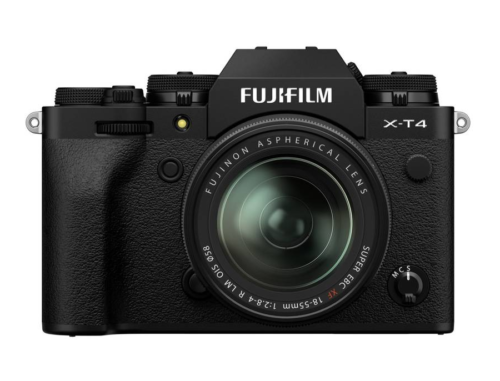 Full Fujifilm X-T4 Press Release
