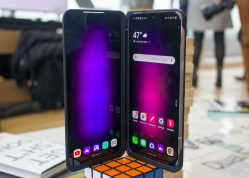 LG V60 ThinQ 5G hands-on review