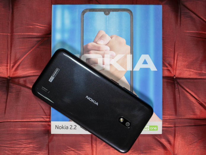 Nokia 2.2 Unboxing and Review: Android One for Everyone