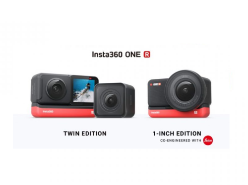 Insta360 ONE R Twin Edition Review – Dual Lenses Anti-shake Sports Action Camera