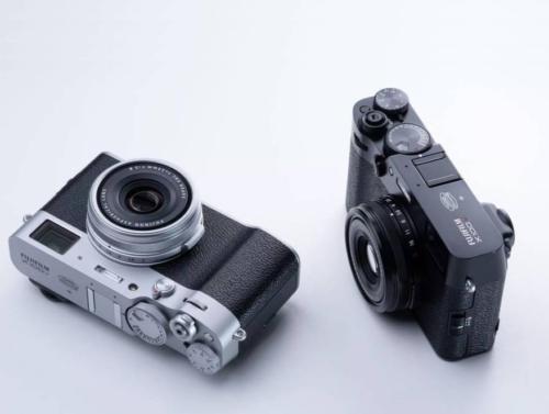 Fujifilm X100V Camera Additional Coverage