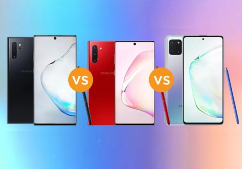 Samsung Galaxy Note 10 series: Which one is for you?