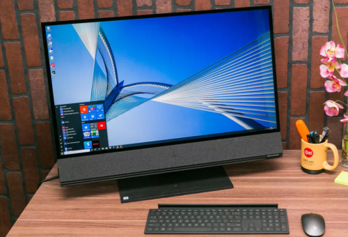 HP Envy 32 AiO review