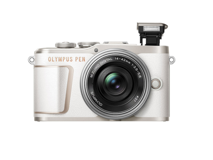 Olympus brings its entry-level PEN E-PL10 to North America