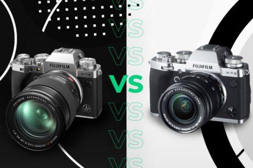 Fujifilm X-T4 vs Fujifilm X-T3: 6 things you need to know