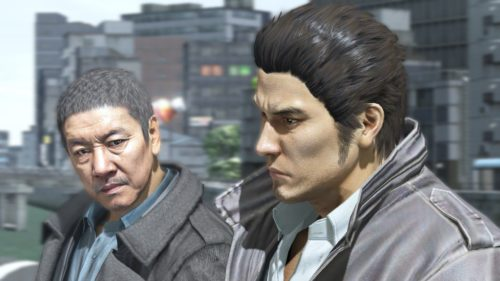 Yakuza 5 remaster and a load of other classics just got added to PlayStation store