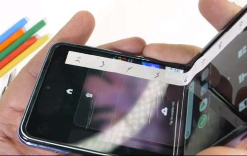 Galaxy Z Flip torture test shows new screen scars just as easily as plastic predecessor