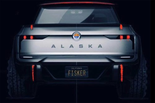 Fisker Alaska ute exposed