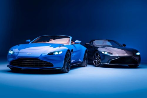 Drop-top Aston Martin Vantage coming in 2020