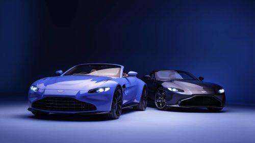 Aston Martin Vantage Roadster hits 190 mph
