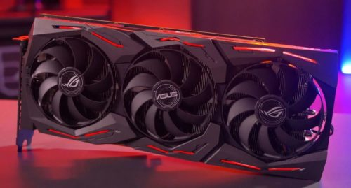 (Updated) Asus blames AMD guidelines for high ROG Strix Radeon RX 5700 temperatures