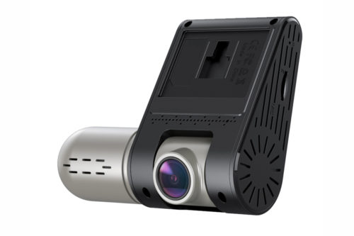 Aukey DRS2 dual dash cam review: Excellent video in all directions, and infrared too