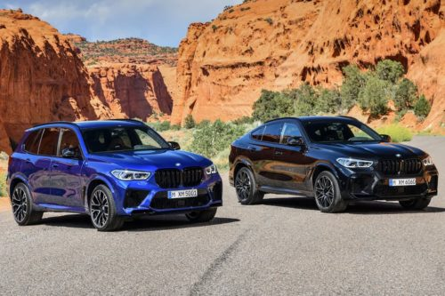 2020 BMW X5 M and X6 M pricing revealed