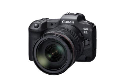 Canon EOS R5 Development Announcement : 8K Video, IBIS, 20fps, Dual Card Slots