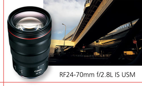 Canon RF24-70 F2.8L IS review