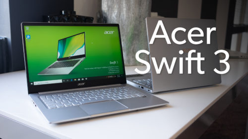 Acer Swift 3 (2020) hand-on review: It's all about 3:2 aspect ratio