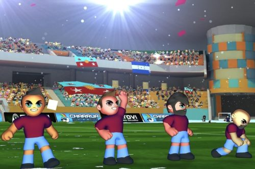 'Charrua Soccer' impressions: Soccer for people who think they don't like soccer