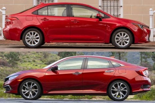 2020 Toyota Corolla vs. 2020 Honda Civic: Which Is Better?