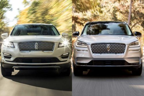 2019 Lincoln MKC vs. 2020 Lincoln Corsair: What's the Difference?