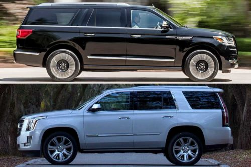 2020 Lincoln Navigator vs. 2020 Cadillac Escalade: Which Is Better?