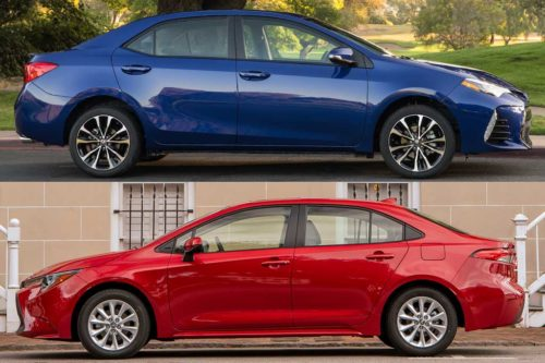 2019 vs. 2020 Toyota Corolla: What's the Difference?