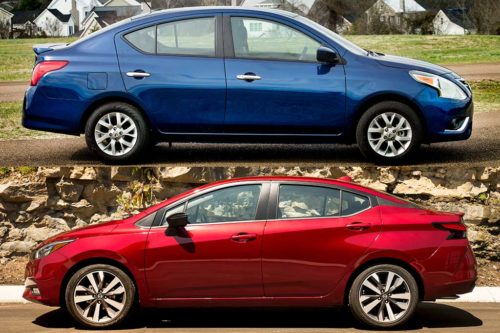 2019 vs. 2020 Nissan Versa: What's the Difference?