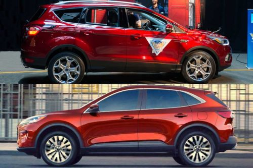 2019 vs. 2020 Ford Escape: What's the Difference?